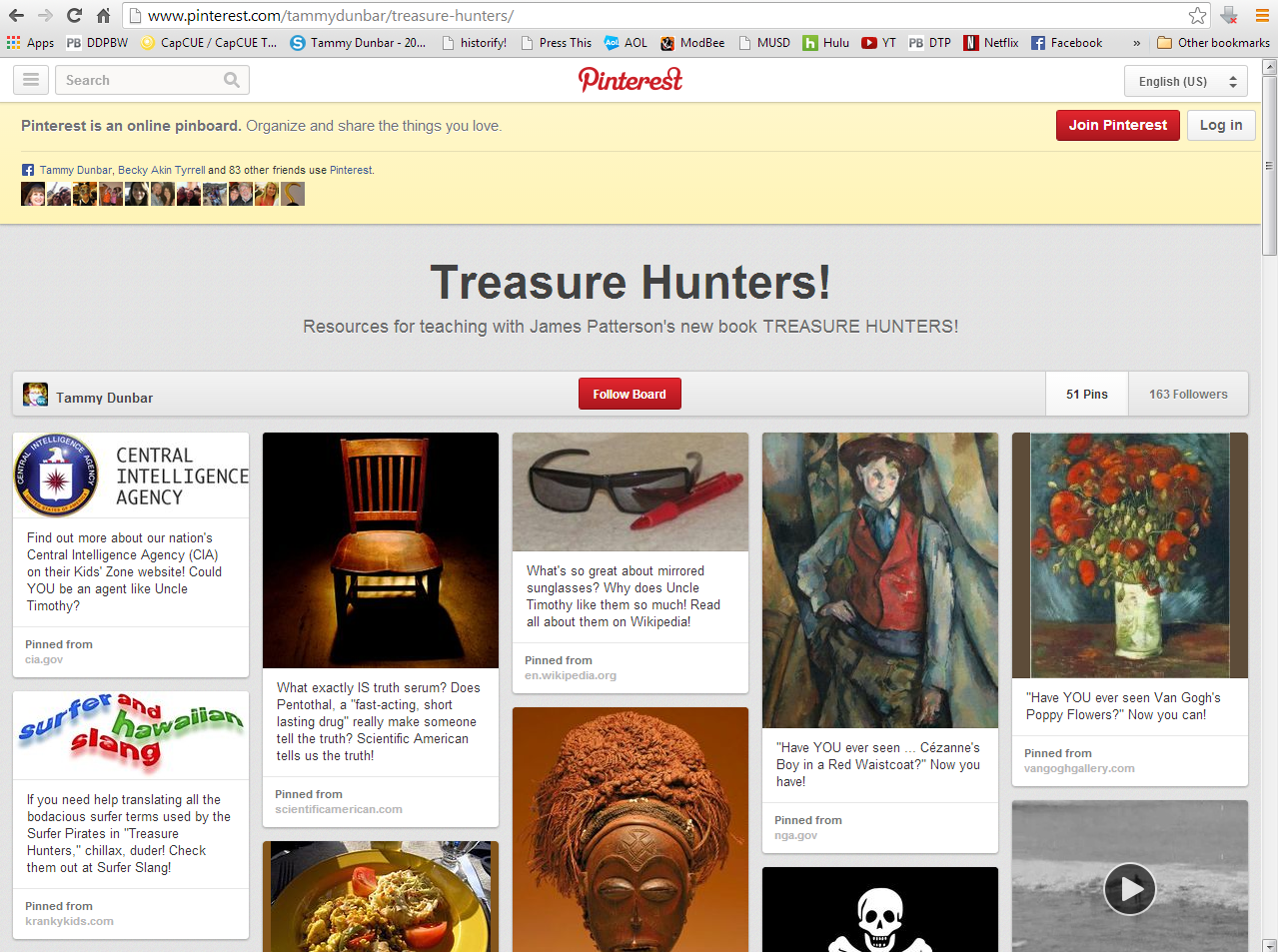 pinteresttreasurehunters