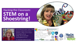 Pre-Conference Hack the Classroom @ ETC! – STEM on a
