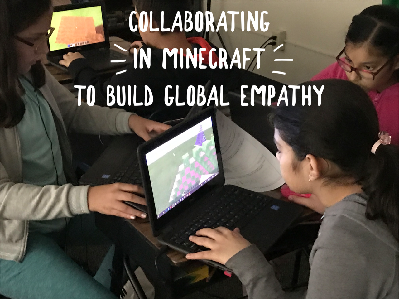 Minecraft and Building Global Empathy | Teacher Geek is Chic!